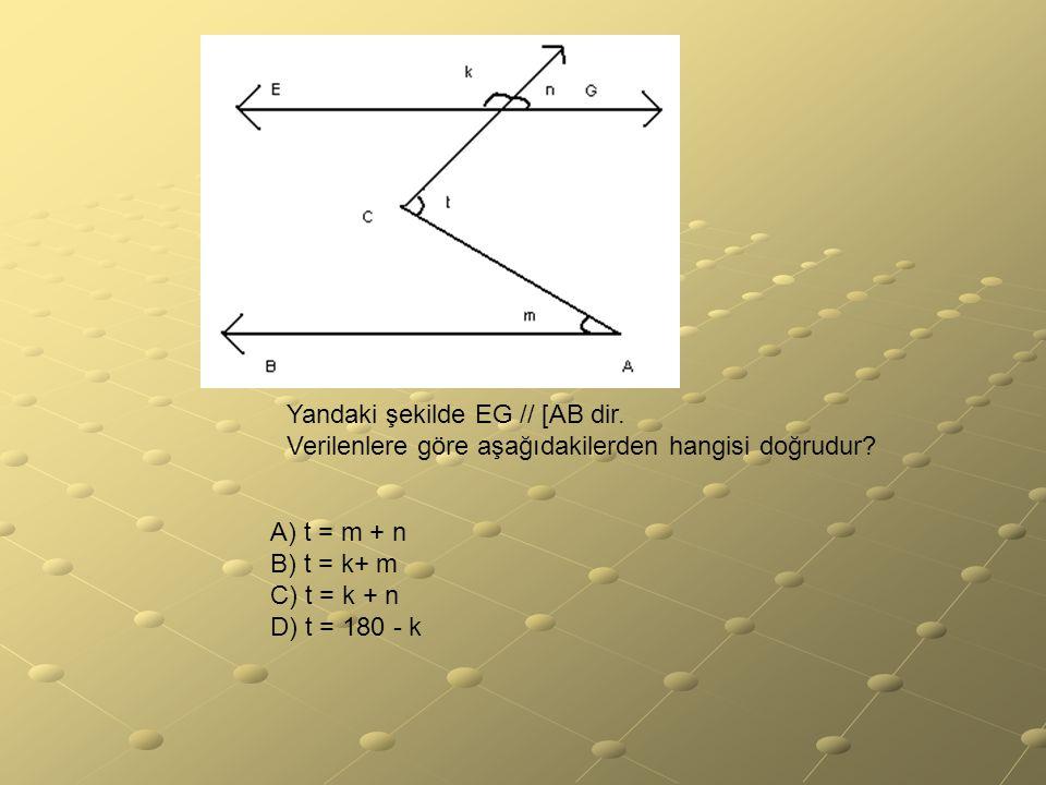 Yandaki şekilde EG // [AB dir.
